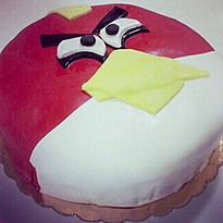 Tort Angry Birds